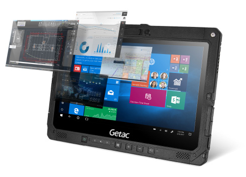 GETAC K120 TAM DAYANIKLI TABLET PC