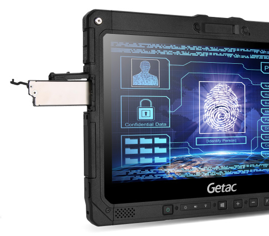 GETAC EX80 TAM DAYANIKLI TABLET PC